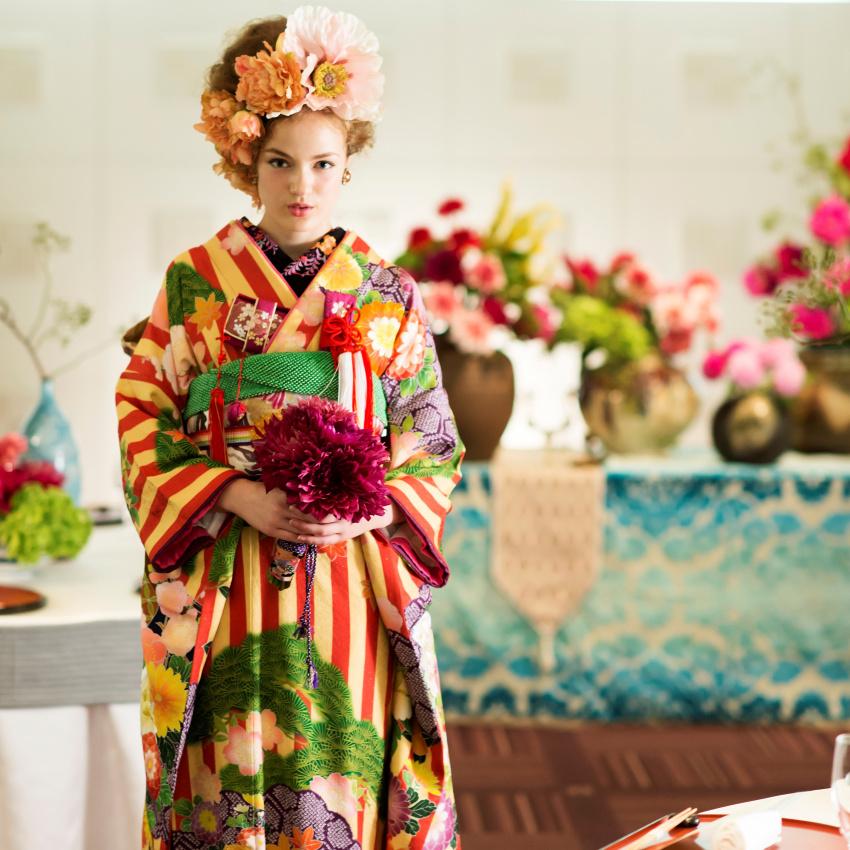 【人気の和婚式】和婚相談会×贅沢試食付×和装特別特典付フェア