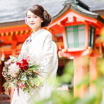 【ホテル試食付】神前式,神社式での挙式×人気の和婚体験フェア