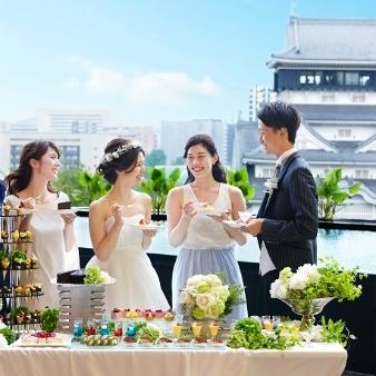 【地元Wedding】小倉城×デザイナーズ空間見学フェア