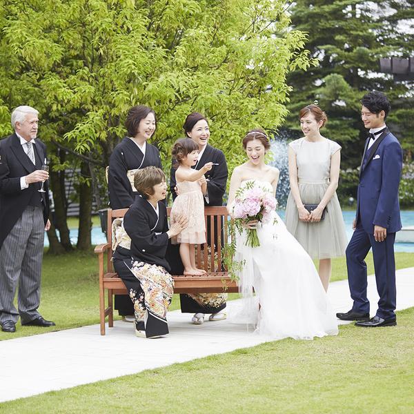 ◇家族婚◇15名から可能なウエディング相談会