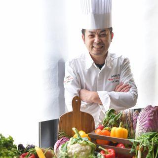 【人気No.1フェア】料理満足度◎赤城料理長の豪華フルコース
