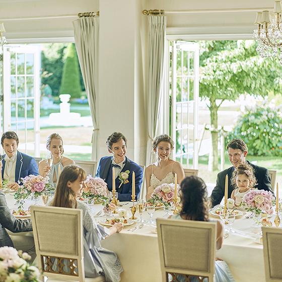 【少人数婚】豪華試食&少人数婚の実績誇る当館での特別相談会