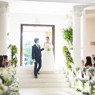 """【初めての見学】結婚式の""""分からない""""を解消!!相談のみも◎"""