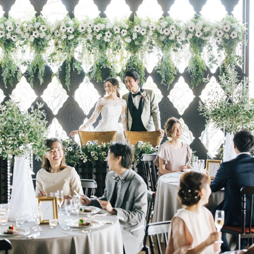 【ロケーション抜群】絶景×貸切邸宅で叶うお二人だけの結婚式