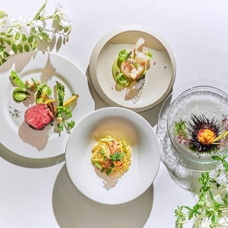 ◆デザートブッフェ特典付◆3万円相当コース試食&感動演出体験