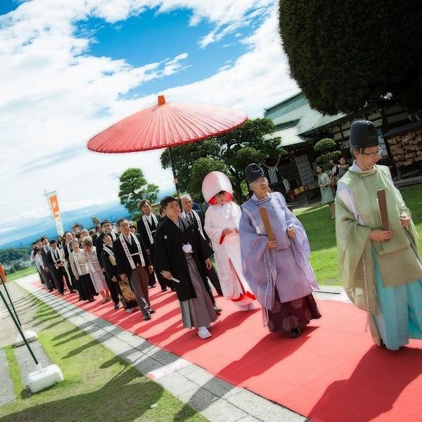 【神前式ご希望の方】織姫神社で叶う和婚相談会×無料コース試食