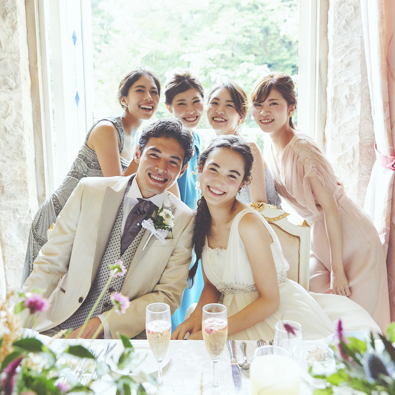 【初フェアに人気】パンナコッタ付!結婚式まるわかり個別相談会