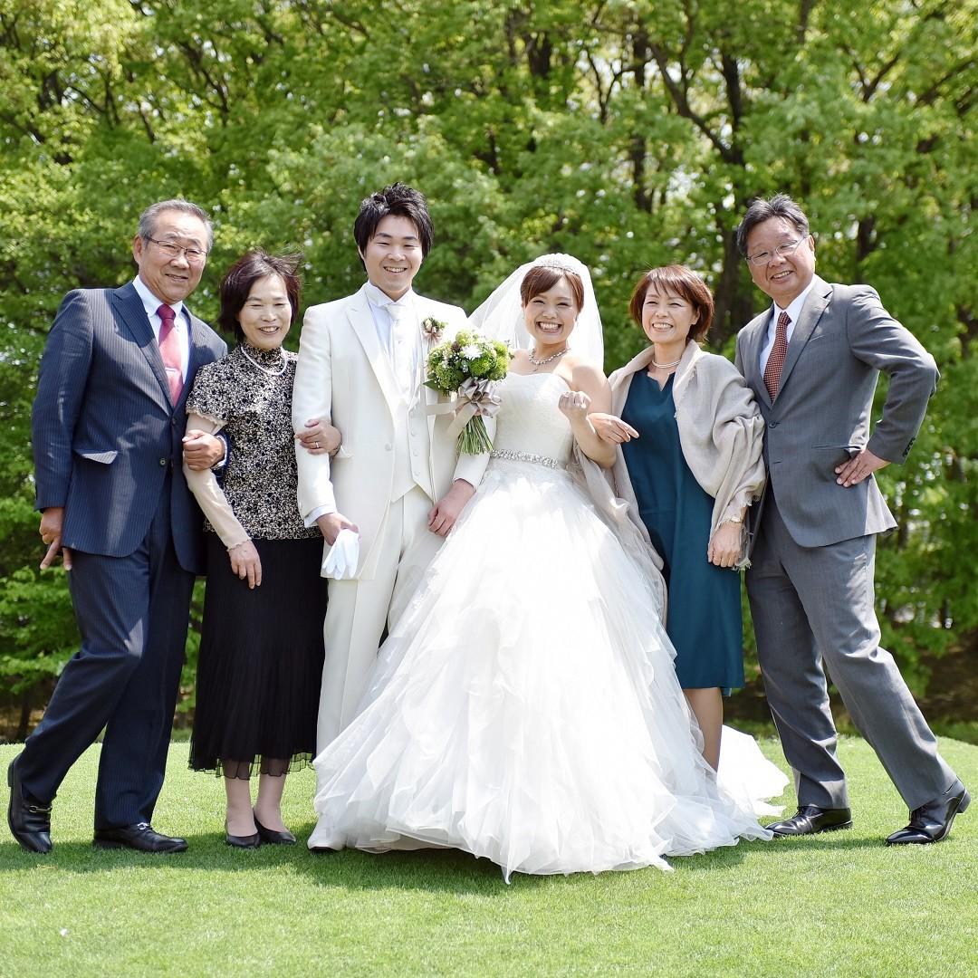 家族に感謝を☆【少人数婚】小さなアットホーム結婚式!相談会