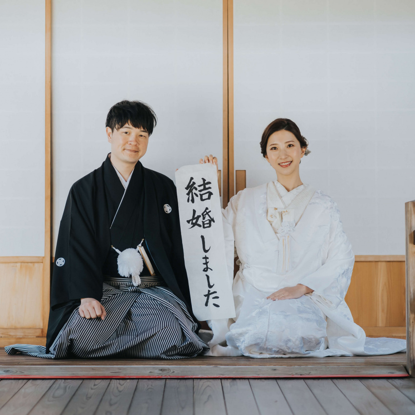 【東京サロン】憧れの世界遺産での結婚式!和婚相談会